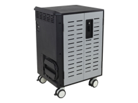 Ergotron Zip40 Charging & Management Cart - chariot