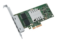 Intel Ethernet Server Adapter I340-T4 Netværksadapter