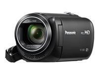 Panasonic HC-V380 Videokamera 1080p / 50 fps 2.51 MP 50x optisk zoom