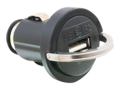 DeLOCK DC Car Adapter - Adaptér - auto / USB - 500 mA (USB)