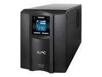 APC Smart-UPS C 1000VA LCD - onduleur - 600 Watt - 1000 VA