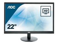 AOC E2270SWDN 21.5 Inch LCD Widescreen Monitor