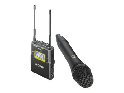 Image of Sony UWP-D12/K33 - wireless microphone system