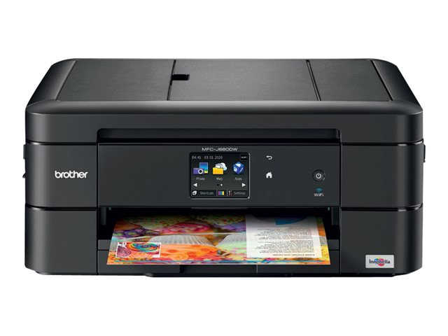 Image of Brother MFC-J680DW - multifunction printer ( colour )