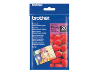 Brother BP 61GLP Premium Glossy Photo Paper Skinnende 9 millioner