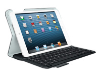 Logitech Ultra Thin Keyboard Folio - clavier et étui