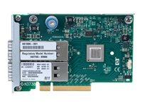 HP InfiniBand FDR/EN 10/40Gb Dual Port 544QSFP