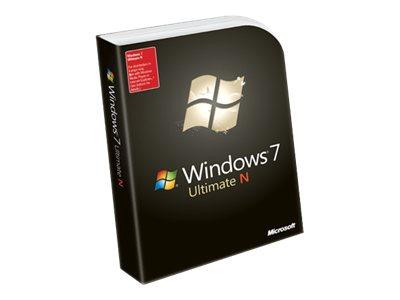 microsoft windows 7 ultimate n