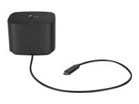 HP Thunderbolt Dock G2 - Docking station - VGA, DP, 2 x DP - 10Mb LAN - 230 Watt - Smart Buy - US - for EliteBook 830 G5, 840 G5, 850 G5; ProBook 640 G4, 650 G4; ZBook 14u G5, 15u G5; ZBook x2