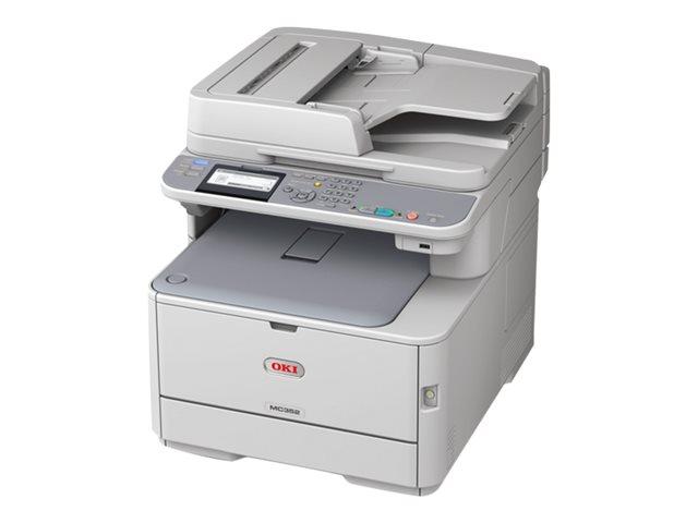 Image of OKI MC342dn - multifunction printer ( colour )