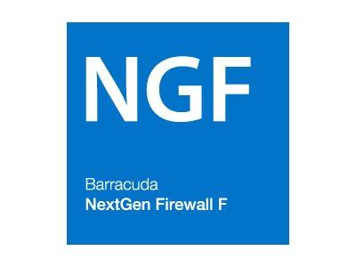 Barracuda NextGen Firewall F-Series for Amazon Web Services level 8