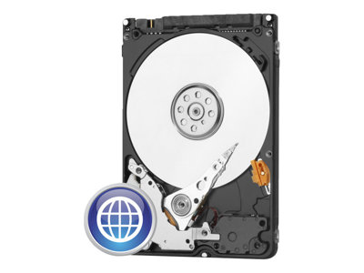 WD Blue WD2500BPVT