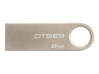 Kingston DataTraveler SE9 - USB flash drive - 8 GB