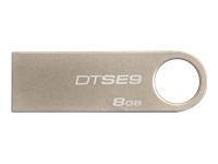 Kingston M�moires Compact Flash DTSE9H/8GB