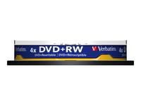 Verbatim CD-R/W et DVD-R 43488