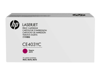 HP Cartouches Laser CE403YC