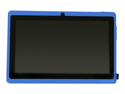 "Zeepad 7DRK-Q - Tablet - Android 4.4 (KitKat) - 4 GB - 7"" TFT (800 x 480) - USB host - microSD slot - blue"