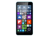 Microsoft Lumia 640 XL LTE Dual Sim - cyan mat - 4G HSPA+ - 8 Go - GSM - téléphone intelligent Windows