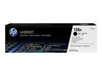 HP 128A Dual Pack