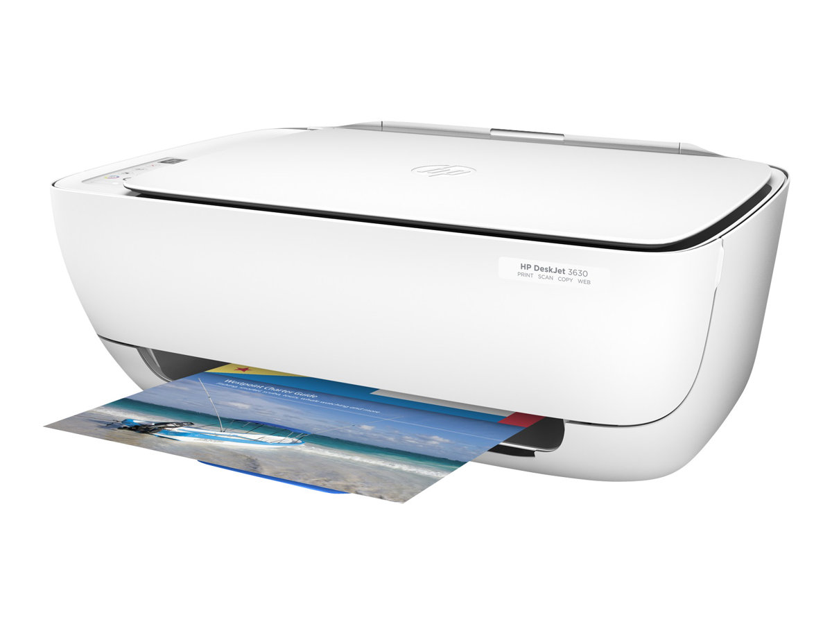 HP Deskjet 3630 All-in-One - imprimante multifonctions (couleur)