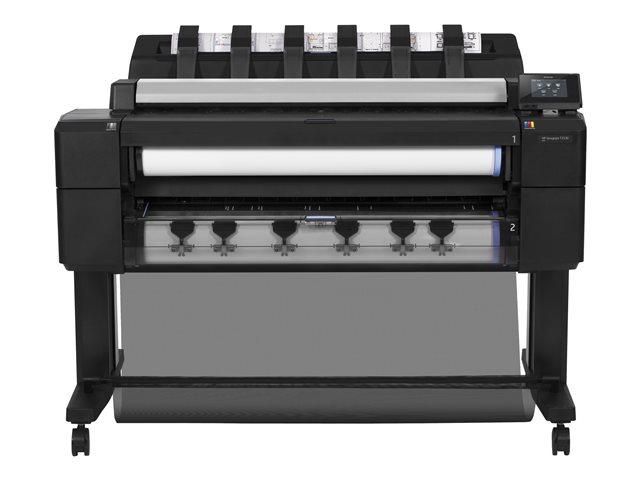 Image of HP DesignJet T2530 PostScript - multifunction printer ( colour )