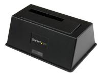 """StarTech.com Station d'Accueil USB 3.0 Disque Dur / SSD SATA III 2,5"""" ou 3,5"""" avec UASP - Dock pour DD/SSD SATA 2,5/3,5"""" USB 3.0"""