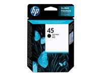 HP 45 - 42 ml - black