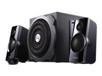 Klip Xtreme KES-390 AcoustixFusion II - Speaker system - for PC
