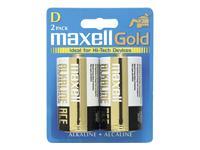 Maxell Gold LR20