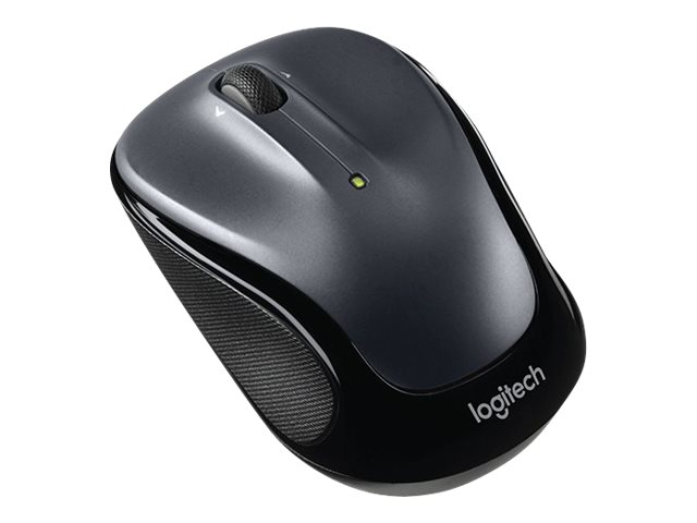 Logitech M325 - Colour Collection Limited Edition - souris - 2.4 GHz - gris