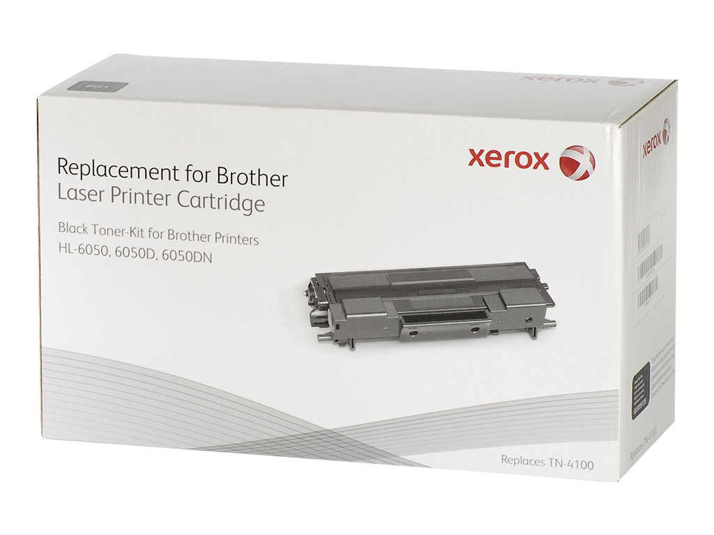 Xerox - noir - cartouche de toner (alternative pour : Brother TN4100)