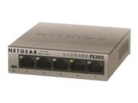 NETGEAR FS305 - commutateur - 5 ports - non géré - Ordinateur de bureau