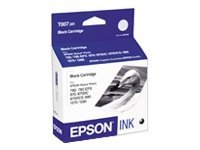 Epson - Black - original - ink cartridge - for Stylus Photo 1270, 1280, 1290, 780, 785, 790, 825, 870, 875, 890, 895, 900, 915