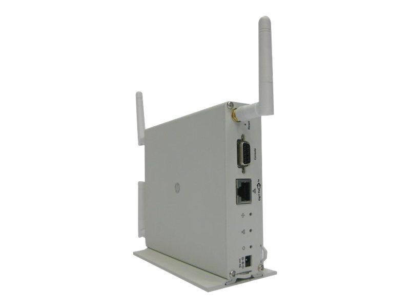 HPE 501 Wireless Client Bridge - trådløs ruter - 802.11b/g/n/ac - stasjonær, veggmonterbar J9835A