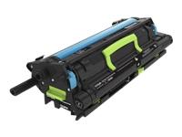 Lexmark - Black - original - toner cartridge LCCP - for Lexmark CS820, CS827, CX820, CX825, CX827, CX860