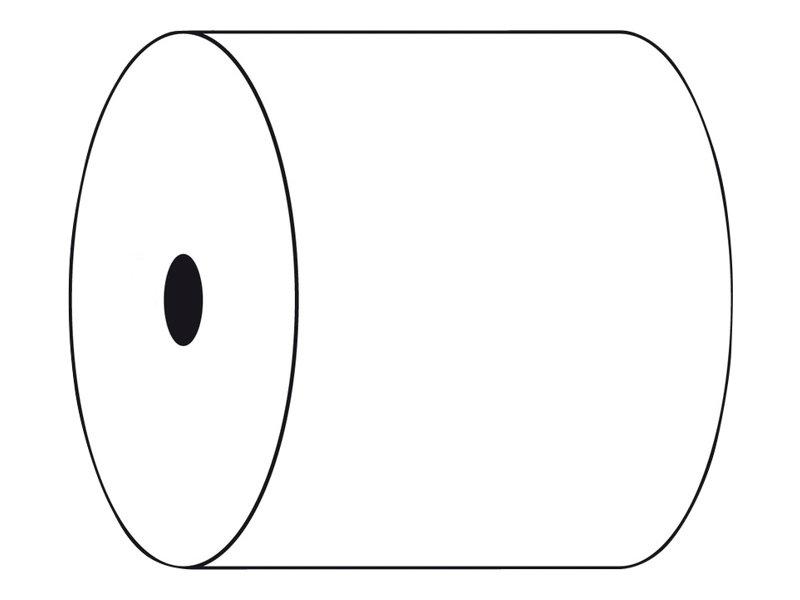 Exacompta - papier pour reçus - 1 rouleau(x)