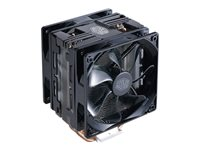 Cooler Master Hyper 212 LED Turbo - Disipador para procesador - (para: LGA775, LGA1156, AM2+, LGA1366, AM3, LGA1155, AM3+, LGA2011, FM1, FM2, LGA1150, FM2+, LGA2011-3, LGA1151, AM4)