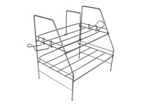 Atlantic Game Keeper Game Depot Wire Gaming Rack