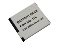 MicroBattery pile pour appareil photo