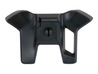 Zebra Snap-on - Headset adapter - mini jack (F) - for Symbol TC70; Zebra TC70, TC70X, TC75, TC75X