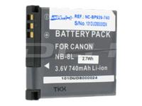 DLH Energy Batteries compatibles NC-BP929-740