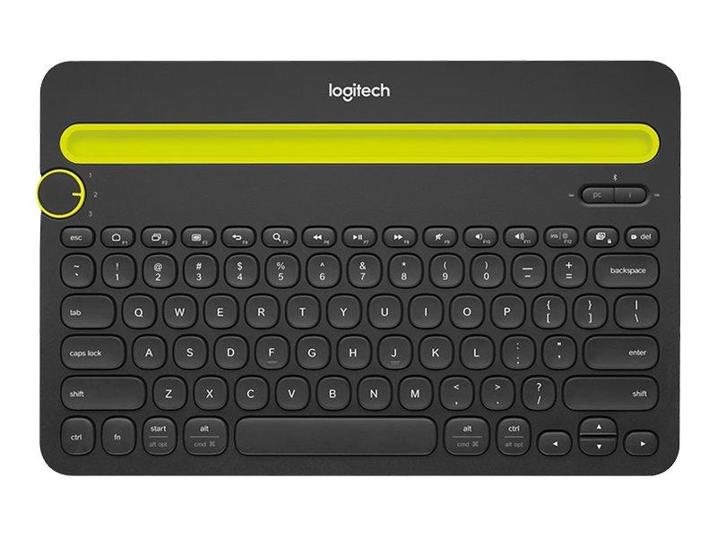 Logitech Multi-Device K480 - clavier - français