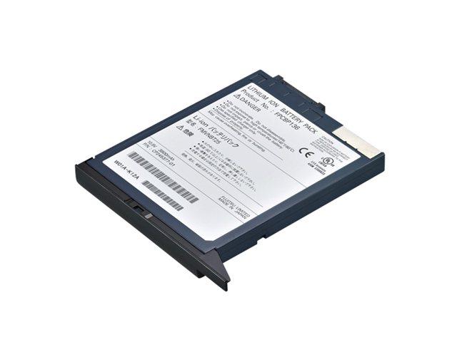 Image of Fujitsu Secondary Battery - laptop battery - Li-Ion - 2600 mAh