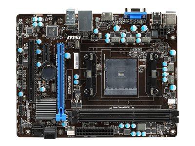 MSI A55M-E33