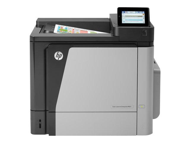 Image of HP Color LaserJet Enterprise M651n - printer - colour - laser