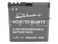 DLH Energy Batteries compatibles NOIA790-G004Y0