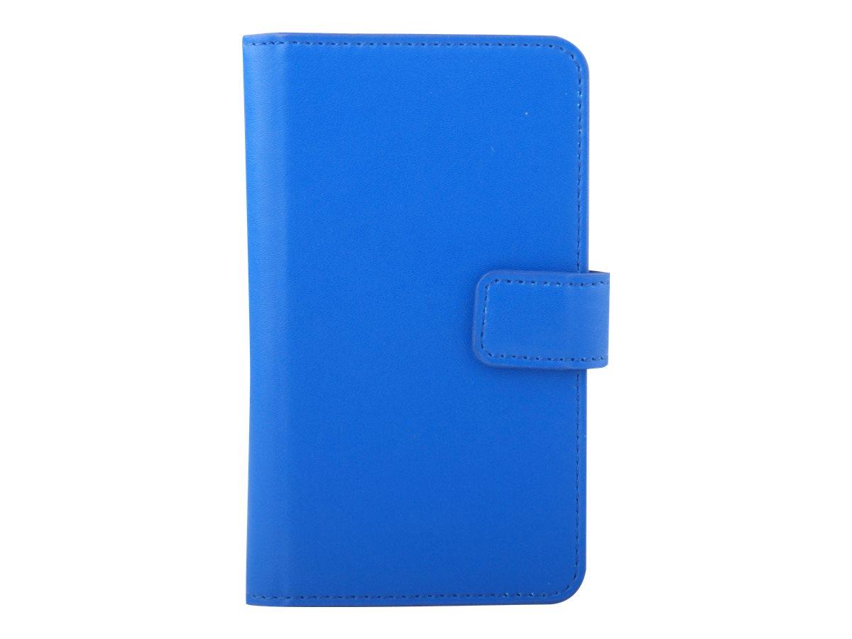 UNPLUG SLIDECOVER universel Folio L protection à rabat pour téléphone portable