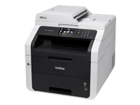 Brother MFC-9340CDW - imprimante multifonctions ( couleur )