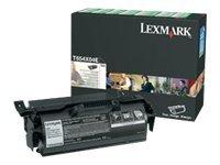 LEXMARK, Toner/36000sh f T654