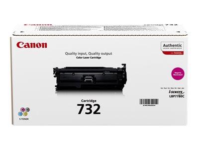Canon 732 - magenta - original - toner